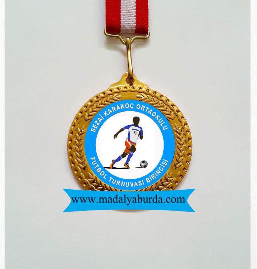 Birinci madalyası