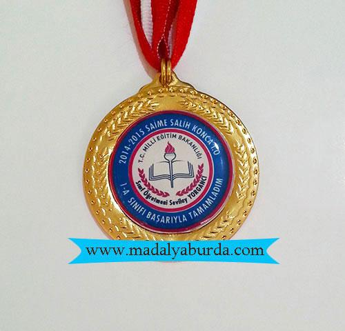 MEB Logolu Madalya