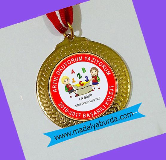 ana okulu madalyası