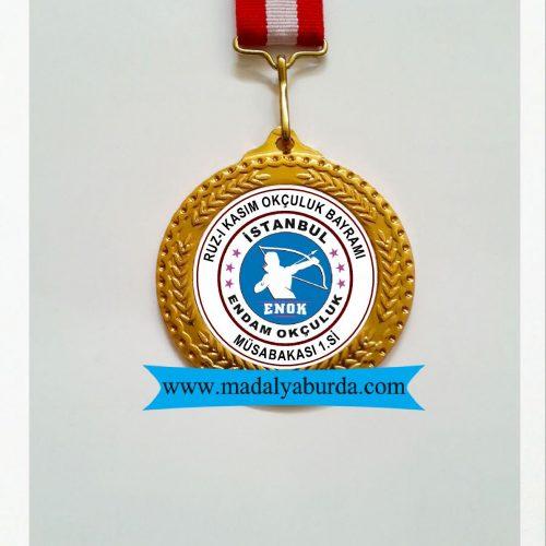 okçuluk madalya ödülü