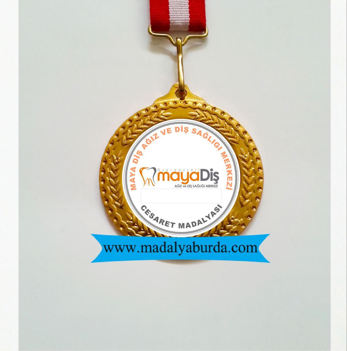 cesaret madalya örneği